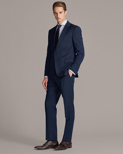 Gregory Stretch Birdseye Suit