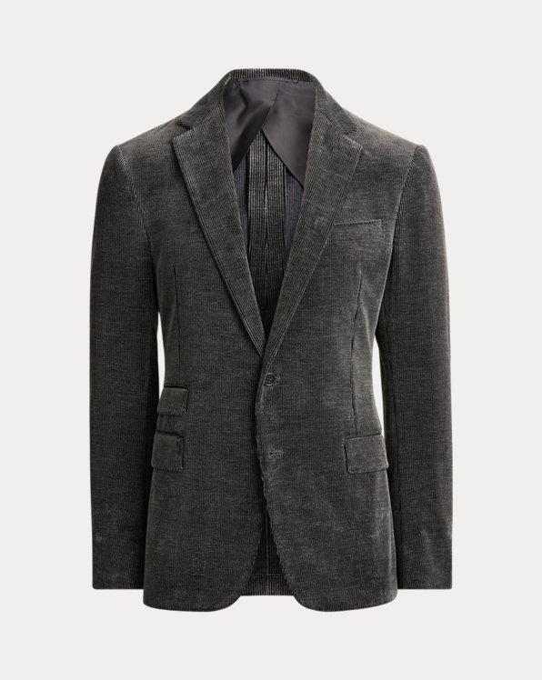 Kent Stretch Corduroy Suit Jacket