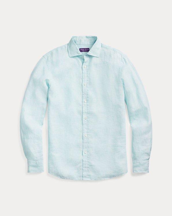 Linen Chambray Shirt