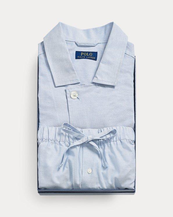 Heritage Oxford Pajama Set