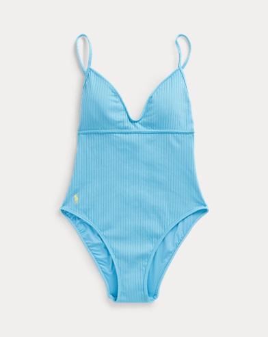 6cb2eaf9 Women's Swimsuits: One-Pieces, Bikinis, & Tankinis | Ralph Lauren