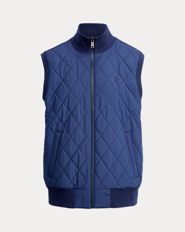 Gilet ibrido double-face