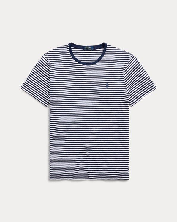 Custom Slim Striped T-Shirt