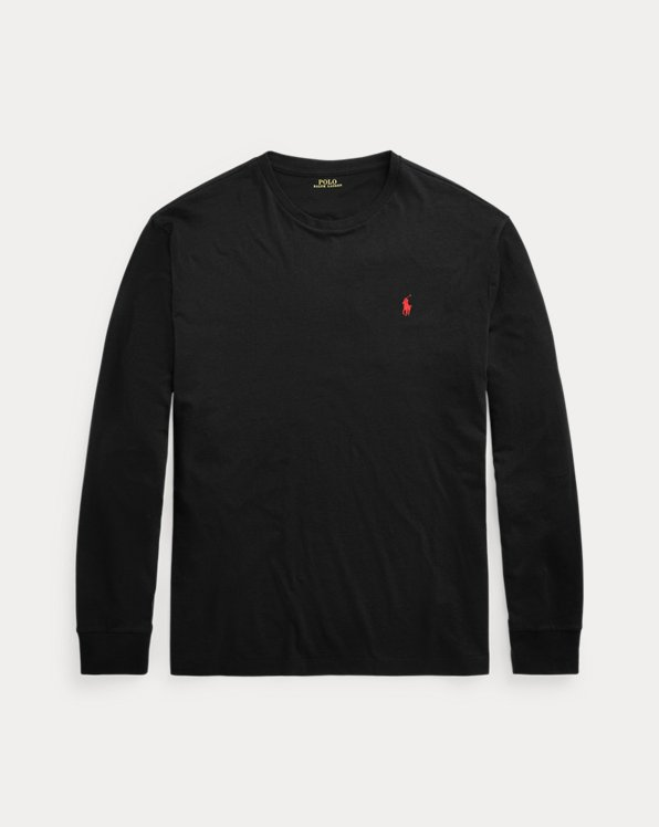 Custom-Slim-Fit Jersey-T-Shirt
