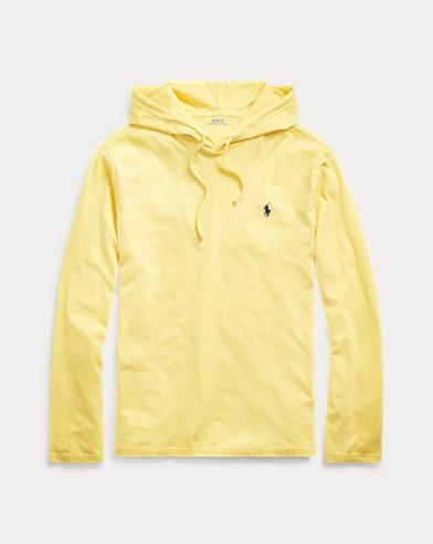 폴로 랄프로렌 Polo Ralph Lauren Cotton Jersey Hooded T-Shirt,Sunfish Yellow