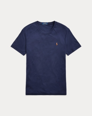 폴로 랄프로렌 Polo Ralph Lauren Classic Soft Cotton T-Shirt,French Navy
