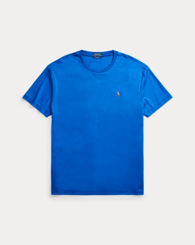 폴로 랄프로렌 Polo Ralph Lauren Classic Soft Cotton T-Shirt,Pacific Royal