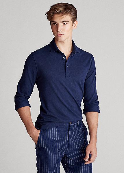 Polo Ralph Lauren Custom Slim Fit Stretch Mesh Polo Shirt
