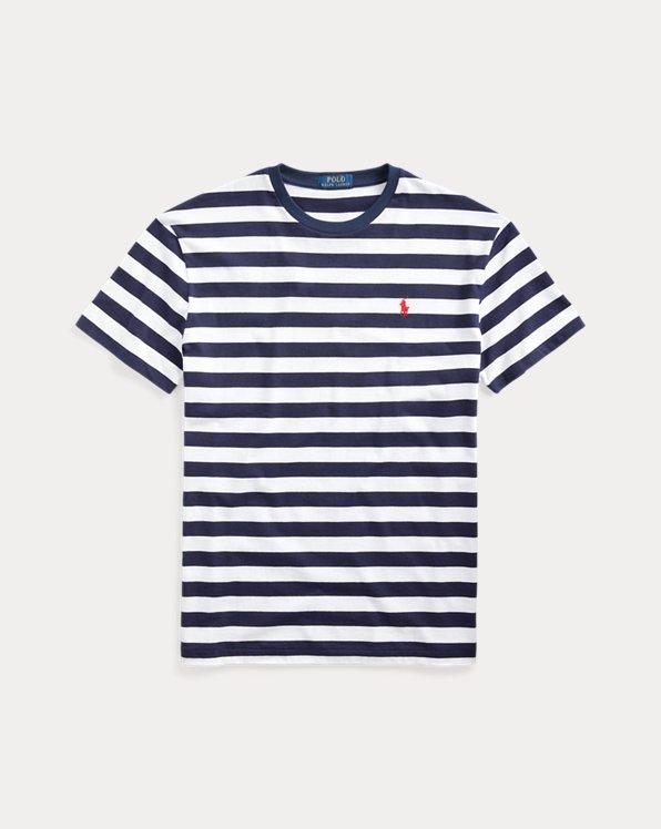 Classic Striped Jersey T-Shirt