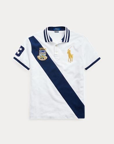 Mesh Polo Shirt - All Fits