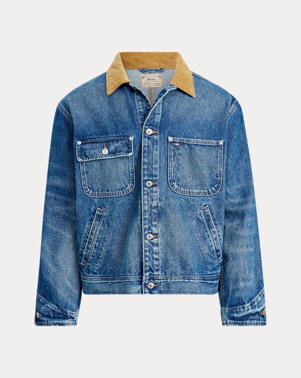 Dungaree Jacket