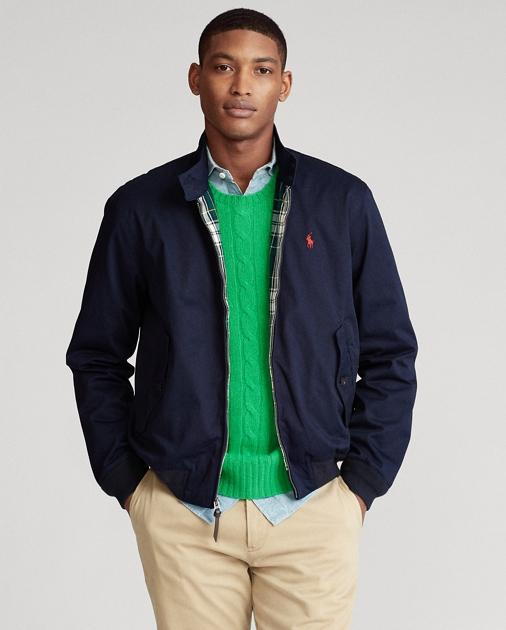 Polo Ralph Lauren Cotton Twill Jacket 1