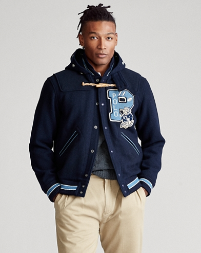 Letterman Toggle Jacket