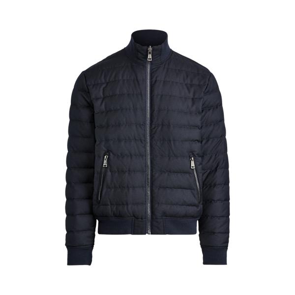 폴로 랄프로렌 Polo Ralph Lauren Reversible Down Jacket,Collection Navy