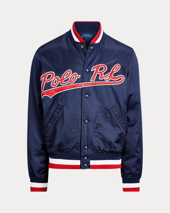 Polo RL Baseball Jacket