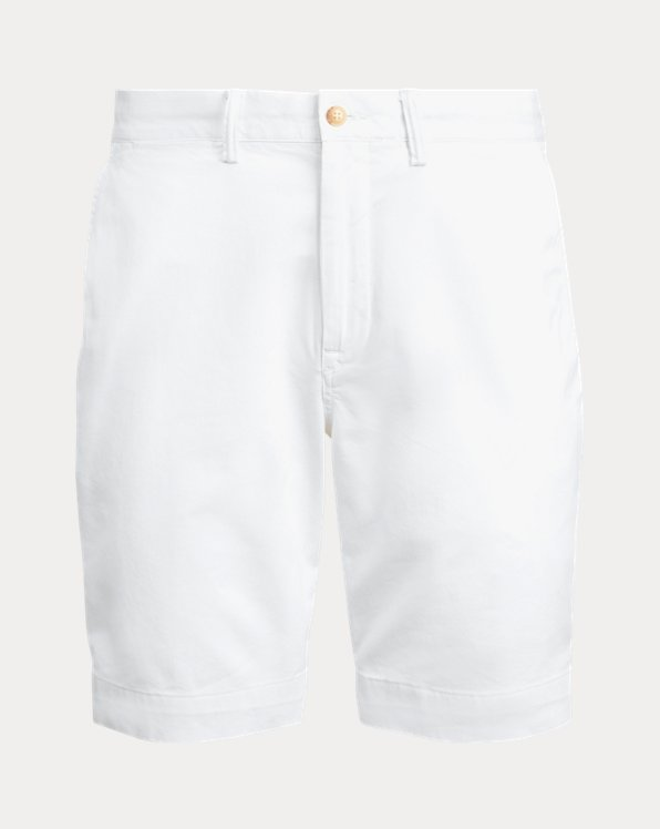 Stretch Classic Fit Chino Short