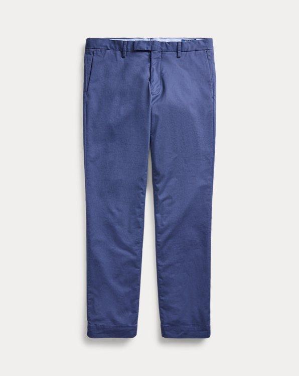 Pantaloni chino stretch Slim-Fit