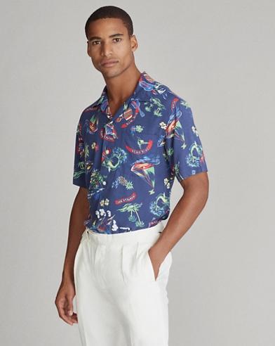 Custom Fit Ralph-waiian Shirt