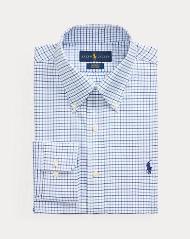 Custom Fit Tattersall Shirt