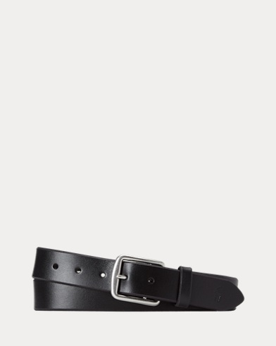 Saddle Leather Dress Belt