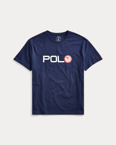 Team USA Cotton Jersey T-Shirt