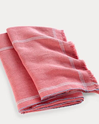 Camelia Throw Blanket