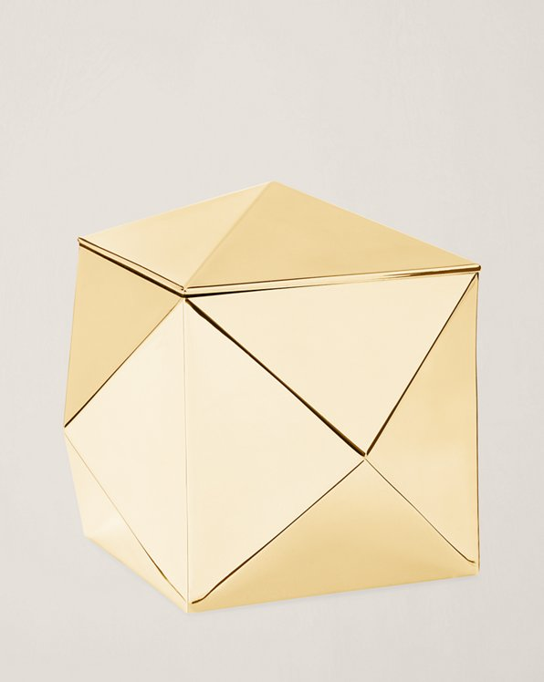 Raina Gold-Plated Box