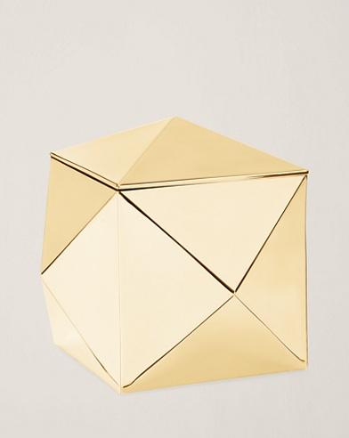 Raina Gold-Plated Box