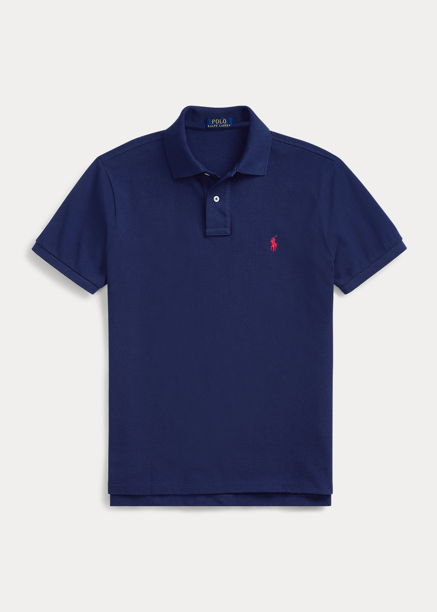 Polo Ralph Lauren The Iconic Mesh Polo Shirt - All Fits 2