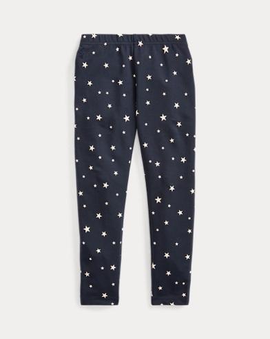 Star Stretch Jersey Legging