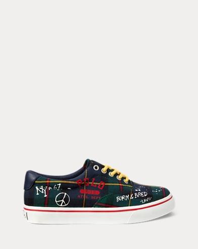 Thornton II Canvas Sneaker