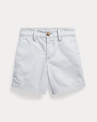 Cotton Poplin Short