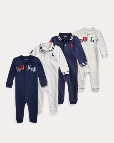 Coverall 4-Piece Gift Set