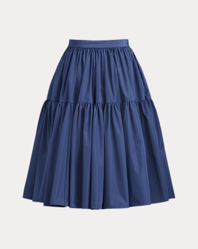 Addie Taffeta Skirt