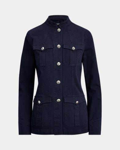 Cotton Canvas Jacket