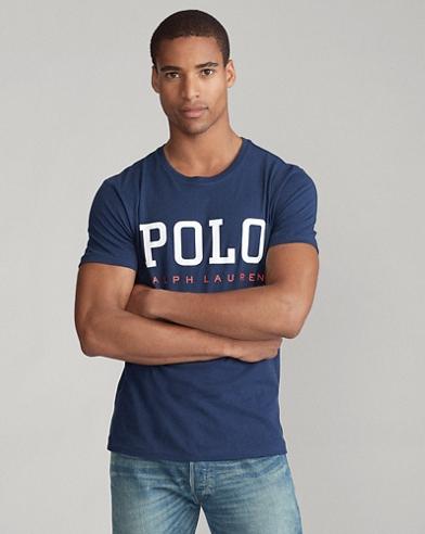 T-shirt graphique coupe ajustée