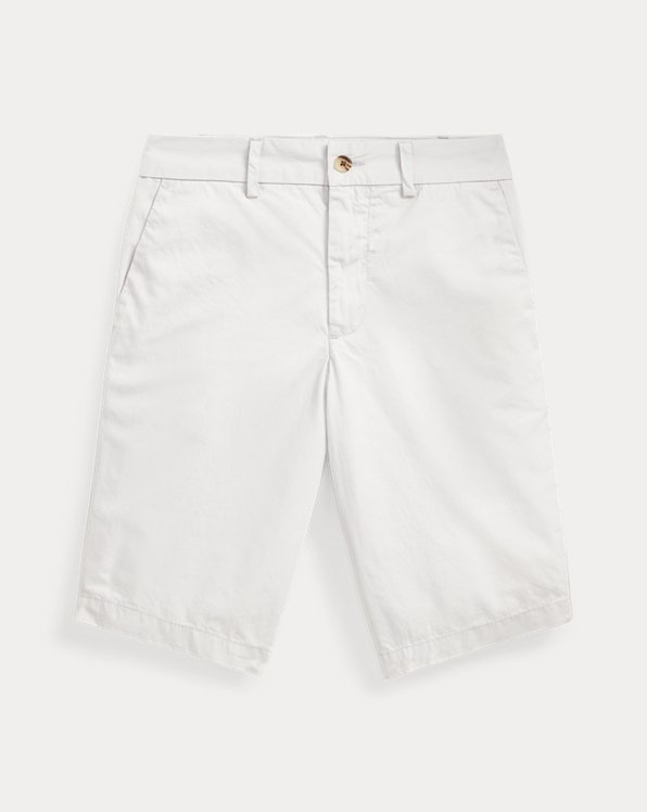 폴로 랄프로렌 보이즈 반바지 Polo Ralph Lauren Cotton Poplin Short,Light Smoke