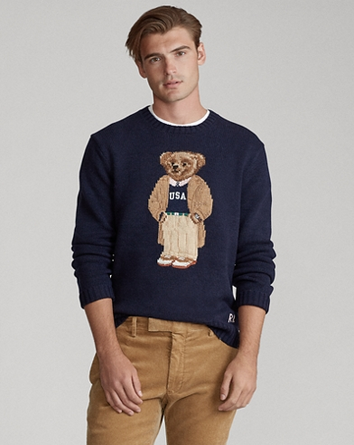 Pull Collegiate Bear
