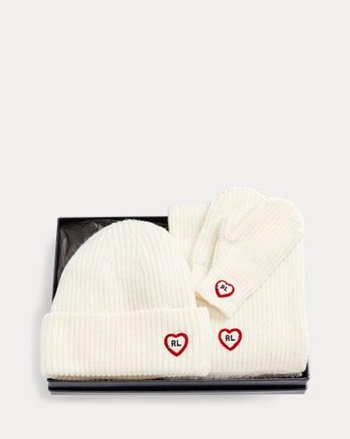 Scarf & Hat 3-Piece Gift Set