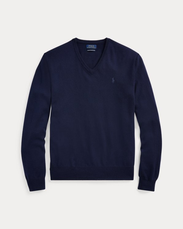 Washable Merino Wool Jumper