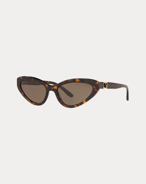 Modern Cat-Eye Sunglasses