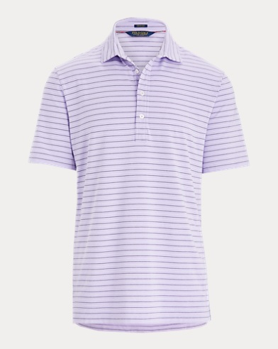 Classic Fit Stretch Lisle Polo