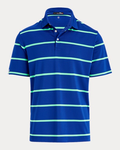 Classic Fit Tech Piqué Polo