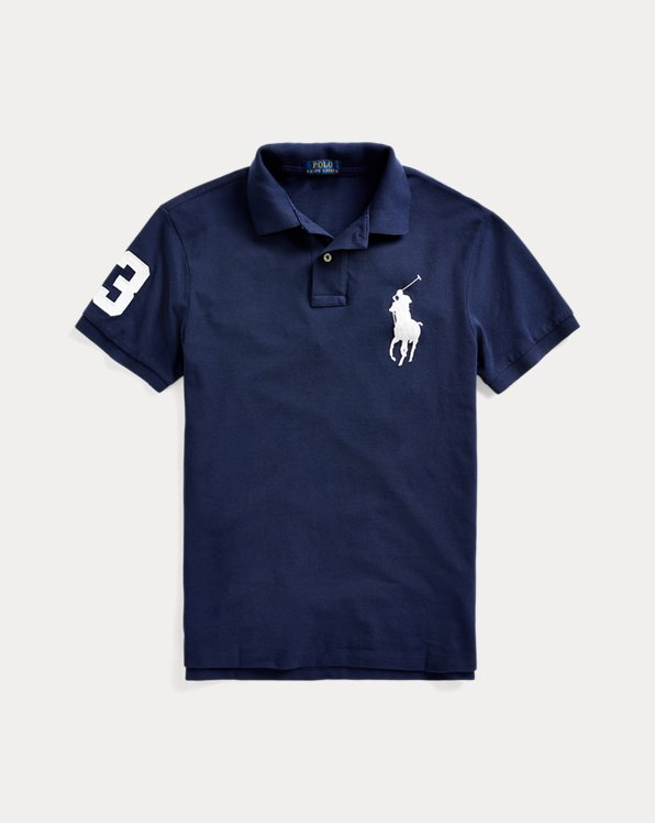 Polo Big Pony in piqué