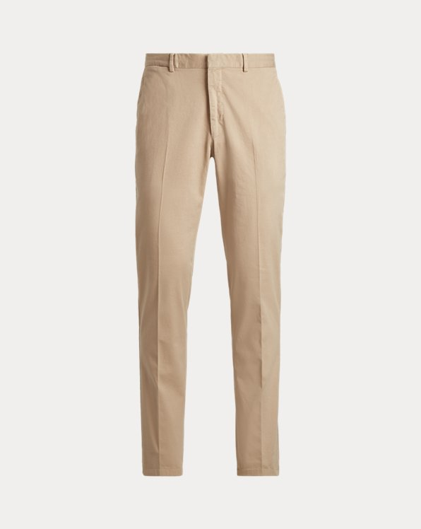 Pantalon de costume chino stretch