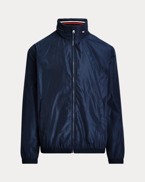 Stowaway-Hood Jacket