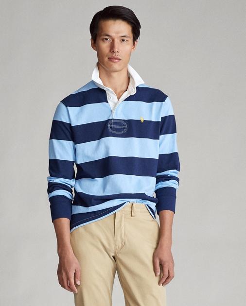 Polo Ralph Lauren La chemise de rugby emblématique 1