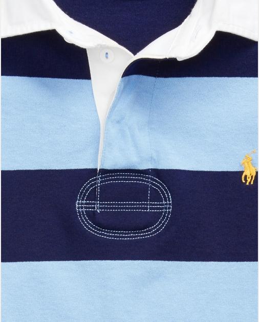 Polo Ralph Lauren La chemise de rugby emblématique 7