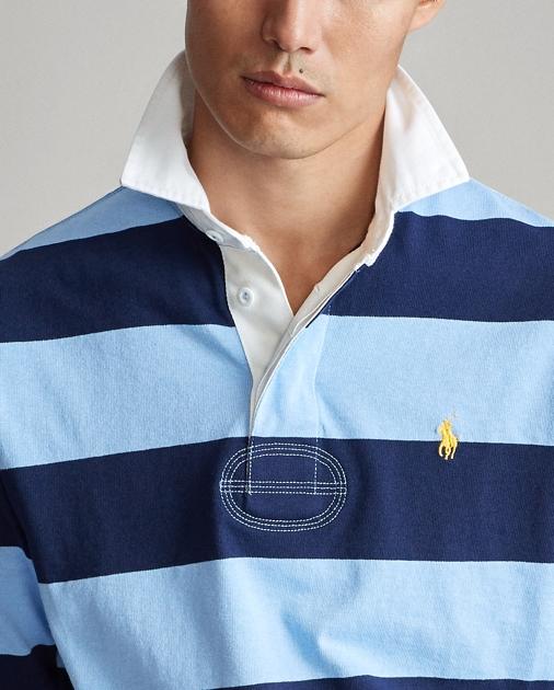 Polo Ralph Lauren La chemise de rugby emblématique 6