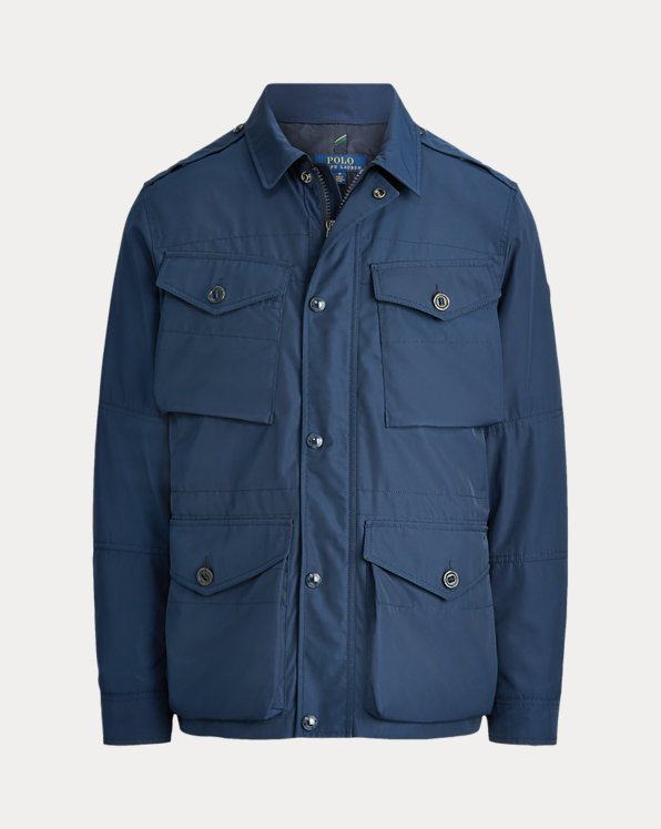 4-Pocket Oxford Jacket